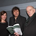 "Stephen Rea launches ""Staging Thought. Essays on Irish Theatre, Scholarship and Practice"" a book on Irish Theatre, Scholarship and Practice."