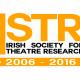 ISTR 10TH anniversary logo