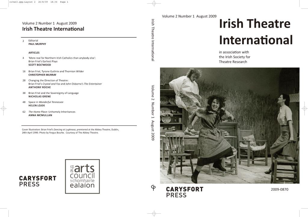 ITI Journal 2.1 2014