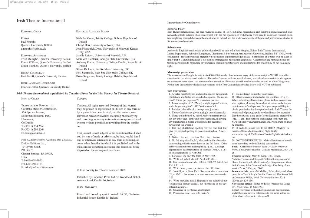 ITI Journal 2.12014