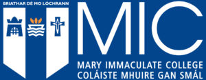 Mary Immaculate College University of Limerick logo