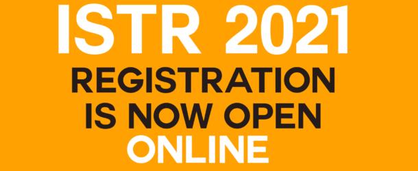 ISTR 2021 REGISTRATION